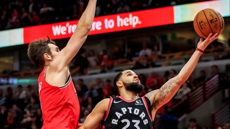 NBA: Raptors śrubują rekordową serię zwycięstw