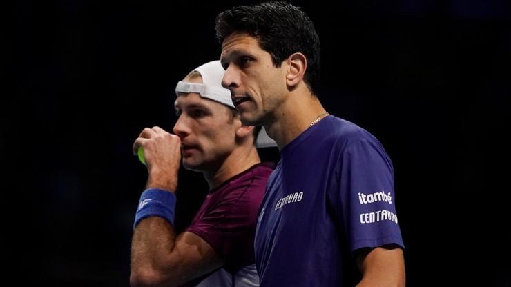 ATP Finals: Druga porażka Kubota i Melo