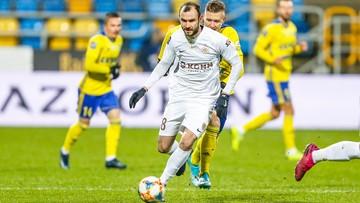 Dwa kluby Ekstraklasy powalczą o byłego kadrowicza