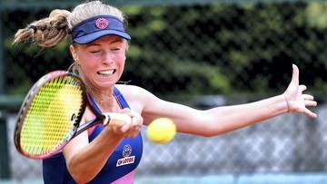 Fręch rozbiła rywalkę w tenisowych mistrzostwach Polski