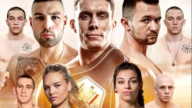 Tymex Boxing Night 10: Mistrzowska szansa Wrzesińskiego, powrót Sidorenko i debiut Grzyb
