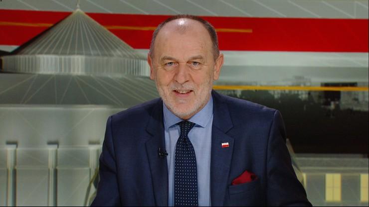 """Jan Mosiński w """"Polska Wybrała"""": proszę o 10 sekund """"prywaty"""""""