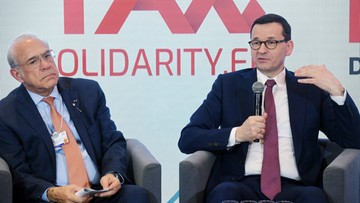 Luki podatkowe. Premier: Komisja Europejska powinna chwycić byka za rogi