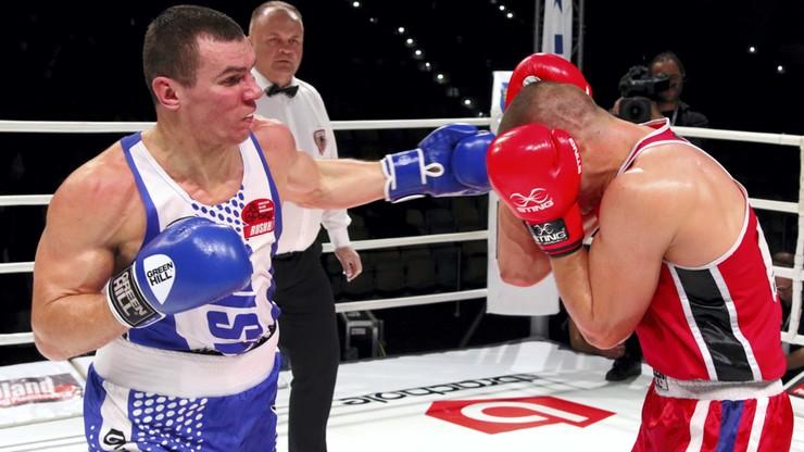 MP w boksie: Masternak złotym medalistą w wadze ciężkiej