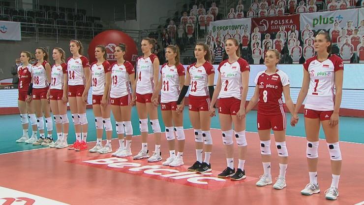 Polskie siatkarki odwróciły losy meczu ze Szwajcarią