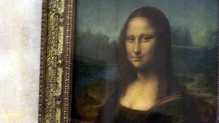 """""""Mona Lisa"""" pod młotek? """"Kilkadziesiąt miliardów euro na walkę z kryzysem"""""""