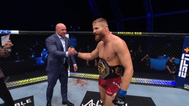 Jan Błachowicz: W walce z Reyesem były dwa kluczowe momenty