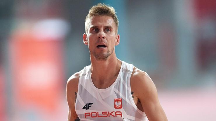 Tokio 2020: Biegacze Lewandowski i Kszczot oficjalnie bez trenera