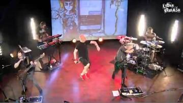 Odwołali im koncerty - Łydka Grubasa nadawała w sieci. Koncert online przerwała policja