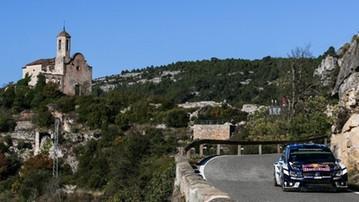 Rajdowe MŚ: W Katalonii pojadą po szutrach i asfalcie