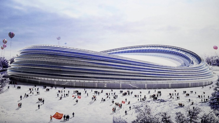 Pekin 2022: Chińczycy planują gigantyczne inwestycje