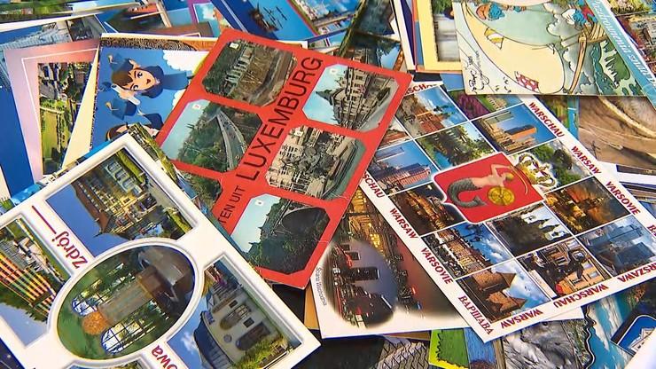 Zbiera pocztówki, by pobić rekord świata. Zdrowie nie pozwala mu na dalekie  podróże - Polsat News