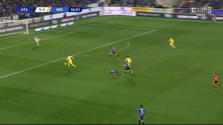 Atalanta - Verona 3:2. Skrót meczu [ELEVEN SPORTS]