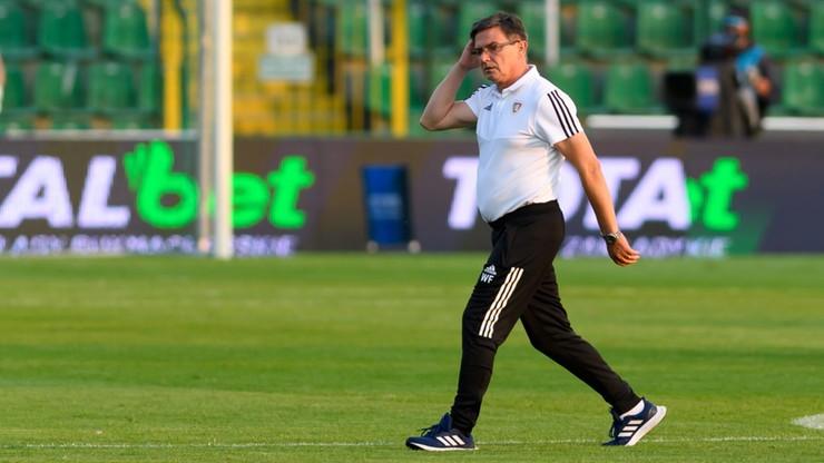 Liga Europy: Piast z Hartbergiem bez trenera! Waldemar Fornalik jest zakażony koronawirusem