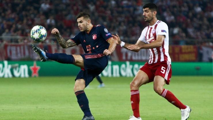 Obrońca Bayernu Monachium musi przejść operację