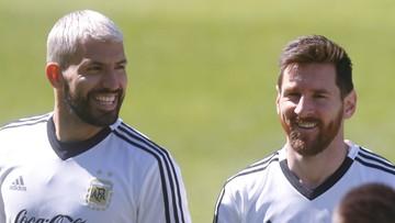 """Aguero zadzwonił do Messiego podczas transmisji na żywo. """"Czego chciałeś o 9 rano?"""""""