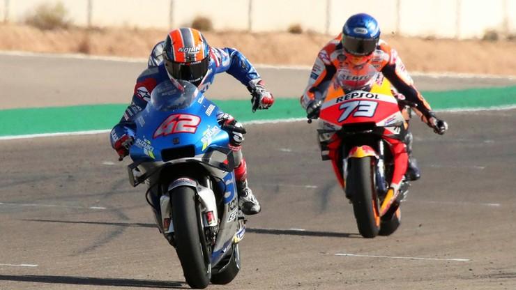 MotoGP: Dziewięciu wspaniałych z Aragonii? Transmisja na Polsatsport.pl