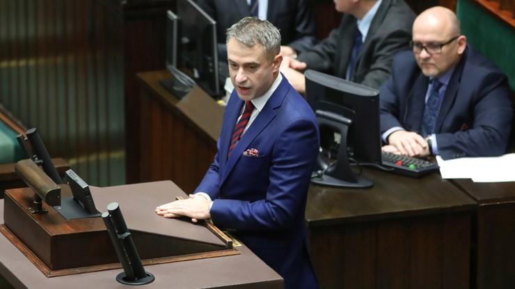 Gawkowski na konwencji Wiosny: w 2023 roku będziemy mieli ponad 231 posłów w parlamencie