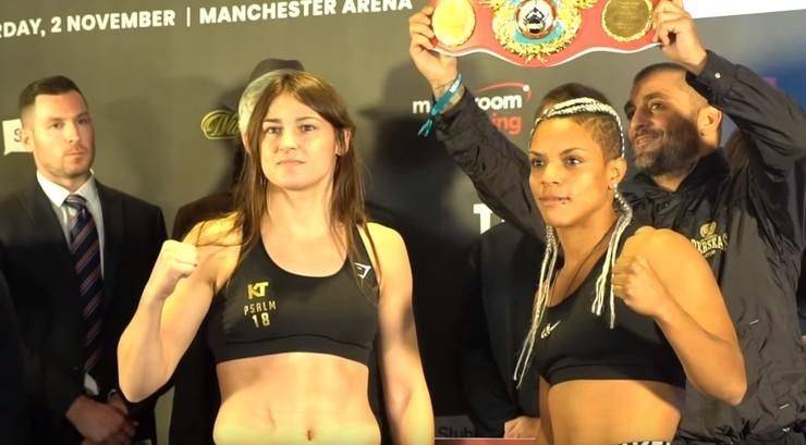 W Manchesterze bez litości? Taylor, Crolla i Bakole w ringu. Transmisja gali od 20:00 w Polsacie Sport Fight