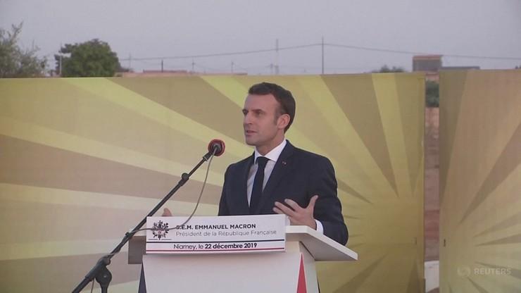 Emmanuel Macron ma przyjechać do Polski. Spotka się z prezydentem Dudą