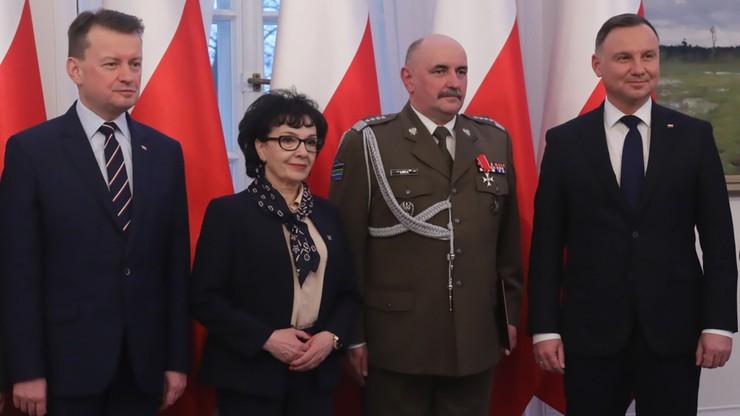 Gen. Mika został ponownie dowódcą generalnym Rodzajów Sił Zbrojnych