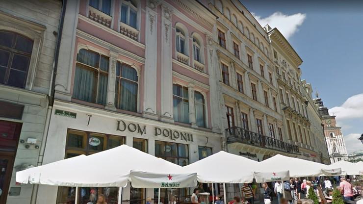 Awantura w Krakowie - w trakcie wybierania prezydenta Algierii