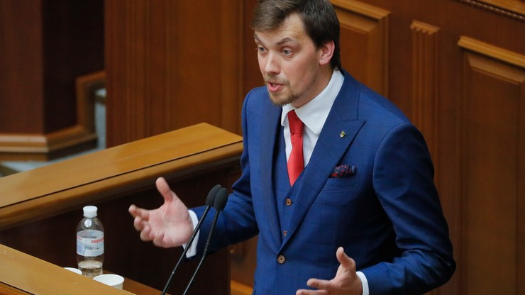 """Prezydent Ukrainy odrzucił dymisję premiera. Daje mu """"szansę"""""""