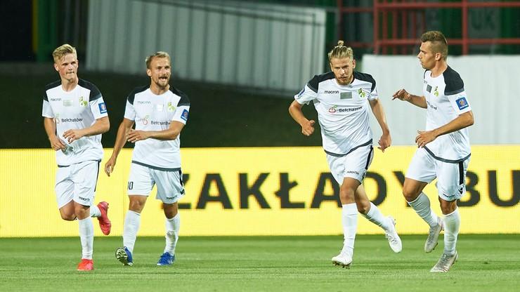 Fortuna 1 Liga: Niespodzianka w Bełchatowie! GKS wygrał z Miedzią