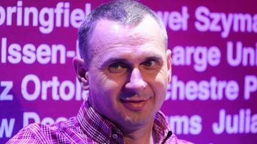 Oleg Sencow odebrał Złotego Anioła na Międzynarodowym Festiwalu Filmowym Tofifest w Toruniu