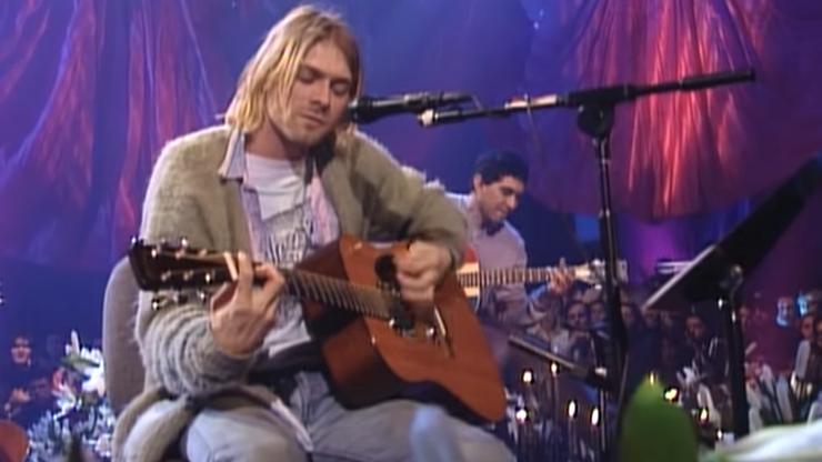 Można kupić gitarę Kurta Cobaina. Cena wywoławcza - milion dolarów