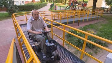 25 lat prosił o podjazd dla wózków. Pomogliśmy