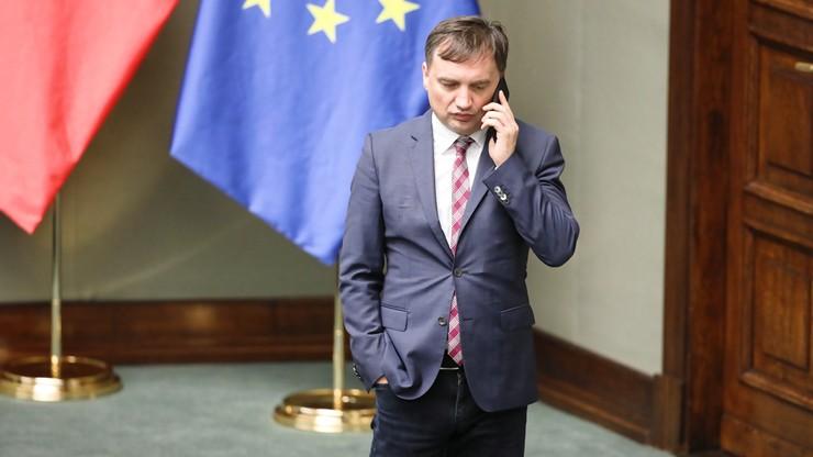 Sędzia Juszczyszyn odwołany z delegacji do Sądu Okręgowego. Ziobro zabrał głos