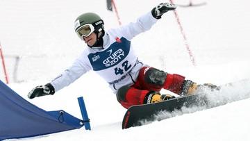 PŚ w snowboardzie: 14. miejsce Kwiatkowskiego w Bad Gastein
