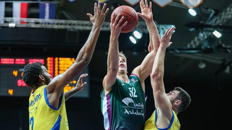 Puchar Europy: Unicaja Malaga - Asseco Arka Gdynia. Relacja i wynik na żywo