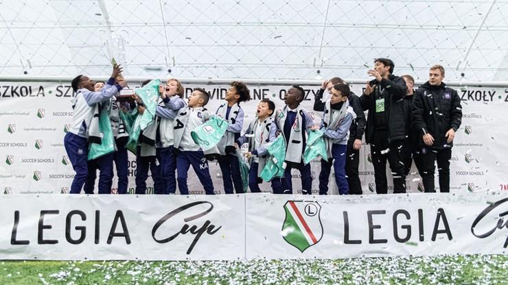 Legia Cup. Triumf następców Kompany'ego i Lukaku. Jak oni to robią?!