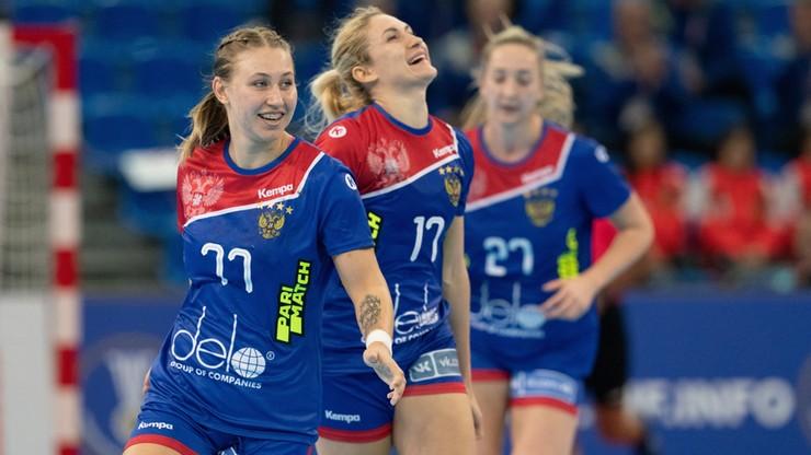 MŚ piłkarek ręcznych: Rosjanki w półfinale