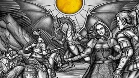 Mennica Gdańska zapowiedziała nową monetę z serii inspirowanej Wiedźminem