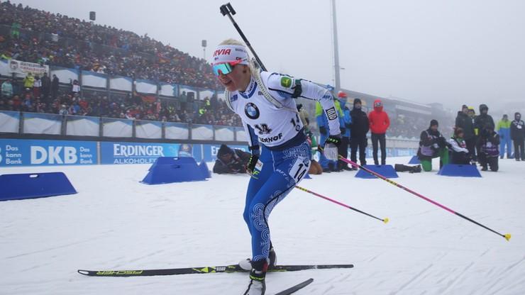 PŚ w biathlonie: Wygrana Makarainen, Polki w drugiej dziesiątce