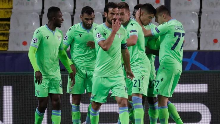 Serie A: Cała drużyna Lazio Rzym poddana kwarantannie