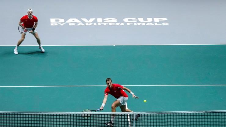 Puchar Davisa: Kanada pierwszym finalistą