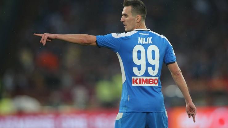 Arkadiusz Milik dogadał się z nowym klubem. Polak czeka na decyzję prezesa Napoli