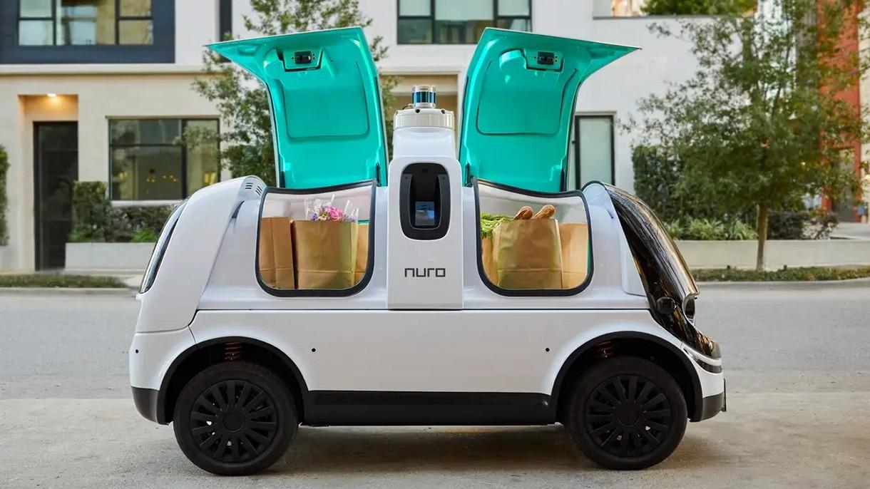 Amerykańskie sieci sklepów ruszają z testami autonomicznych pojazdów dostawczych