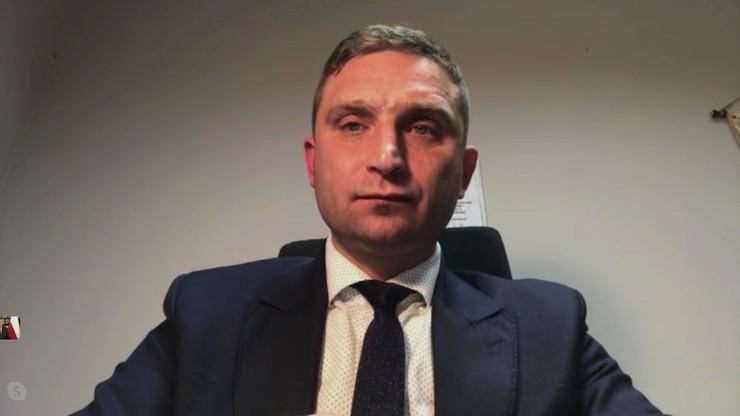 Robert Bąkiewicz: mógłbym przeprosić, gdybym dokonał przestępstwa