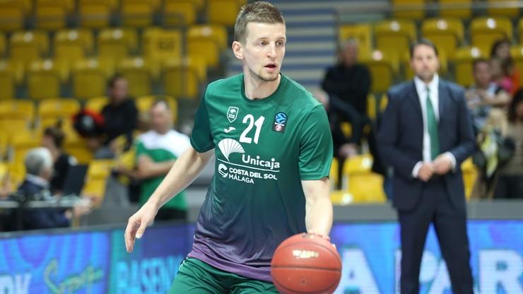 Waczyński trzeci pod względem skuteczności za trzy punkty w hiszpańskiej lidze koszykarzy