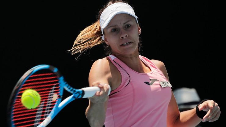 WTA w Lexington: Wygrana Magdy Linette w deblu po zaciętym boju