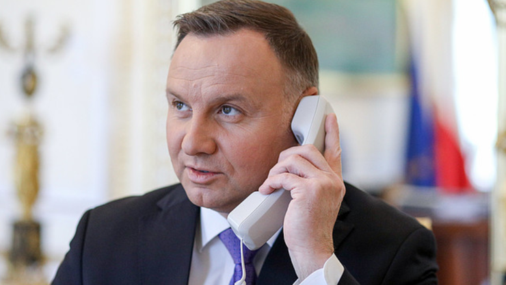 Prezydent Niemiec pogratulował polskim władzom skutecznej walki z epidemią koronawirusa