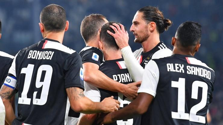 Wygrana Juventusu Turyn z Bologną. Szczęsny rezerwowym