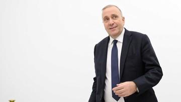 """Schetyna o stracie w wyborach na lidera PO: nie mówię """"nie"""""""