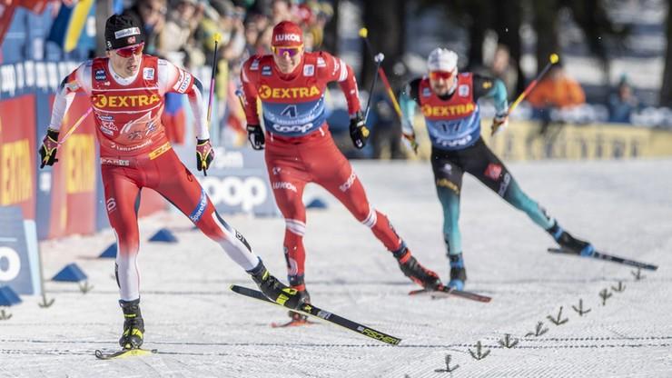 Tour de Ski: Kolejny awans Burego, zwycięstwo Klaebo na 15 km