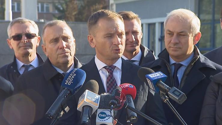 Nitras pozwał Gróbarczyka w trybie wyborczym. Jest odpowiedź ministra